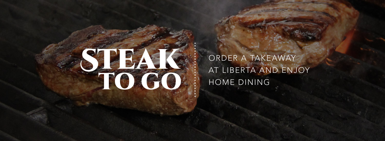 Order takeaway online at Liberta